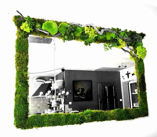 Zielone lustra……portale do zaczarowanego świata