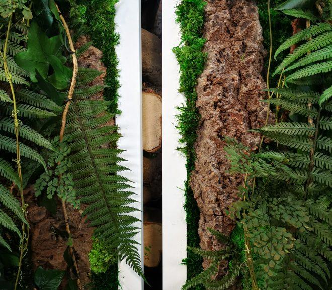 Tryptyk roślinny